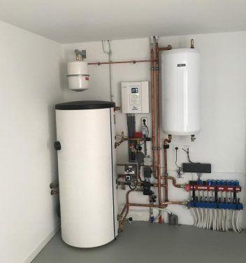 Warmtepomp installatie - Van Veldhuisen Techniek