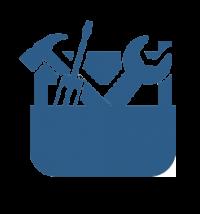 service en onderhoud icoon